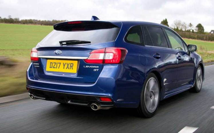 Subaru-Levorg-rear