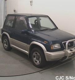 1996 suzuki escudo grand vitara stock no 35295 [ 1024 x 768 Pixel ]
