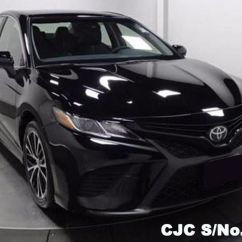 All New Camry Black Yaris Trd Brand 2018 Left Hand Toyota For Sale Stock No 60985