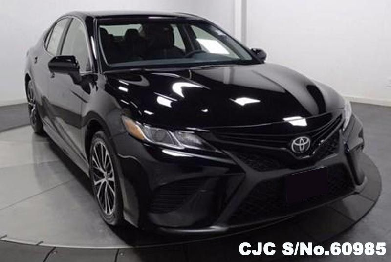 all new camry 2018 black gambar grand veloz 1.3 brand left hand toyota for sale stock no 60985