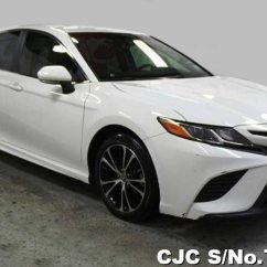 Brand New Toyota Camry For Sale Corolla Altis On Road Price 2018 Left Hand White Stock No 73182