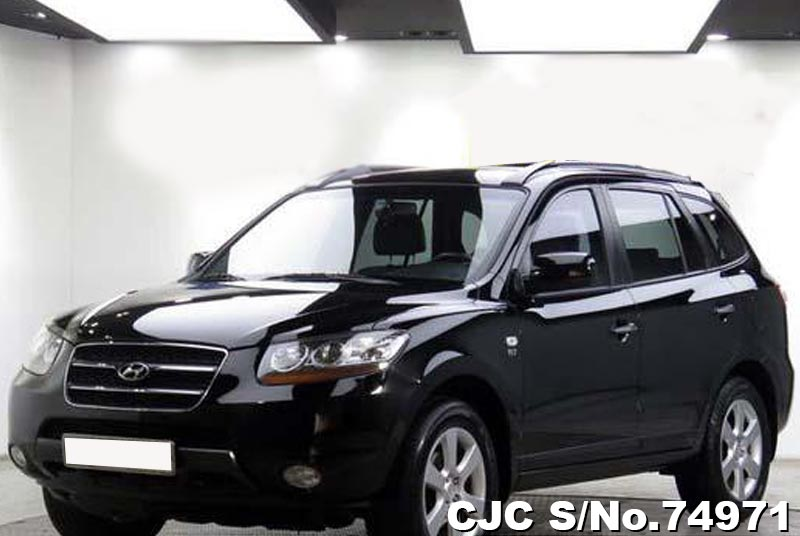 There are few options, only the single engine choice, but there's a lot of tech, a lot of refinement and a. 2008 Left Hand Hyundai Santa Fe Black For Sale Stock No 74971 Left Hand Used Cars Exporter