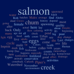 Based on public survey data compiled by Amanda Lee, Seattle Parks & Recreation, using WordItOut.