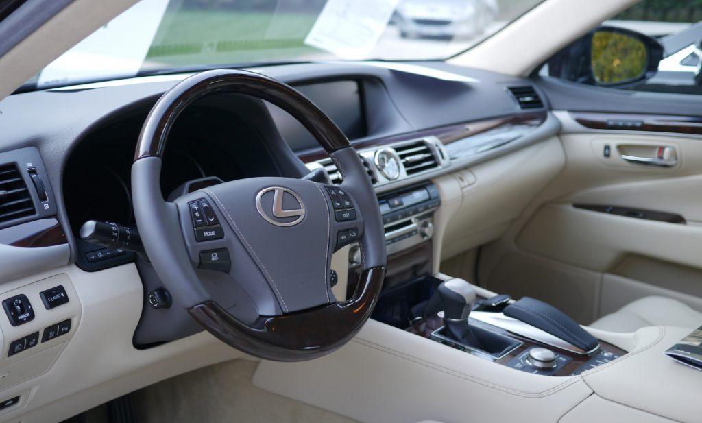 Lexus Interior Car Keys