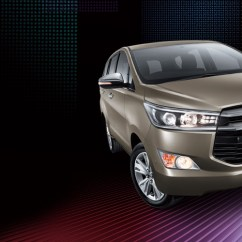 Wallpaper All New Kijang Innova Camry Specs Toyota To Be Christened As Cross 2016 Front View Picture
