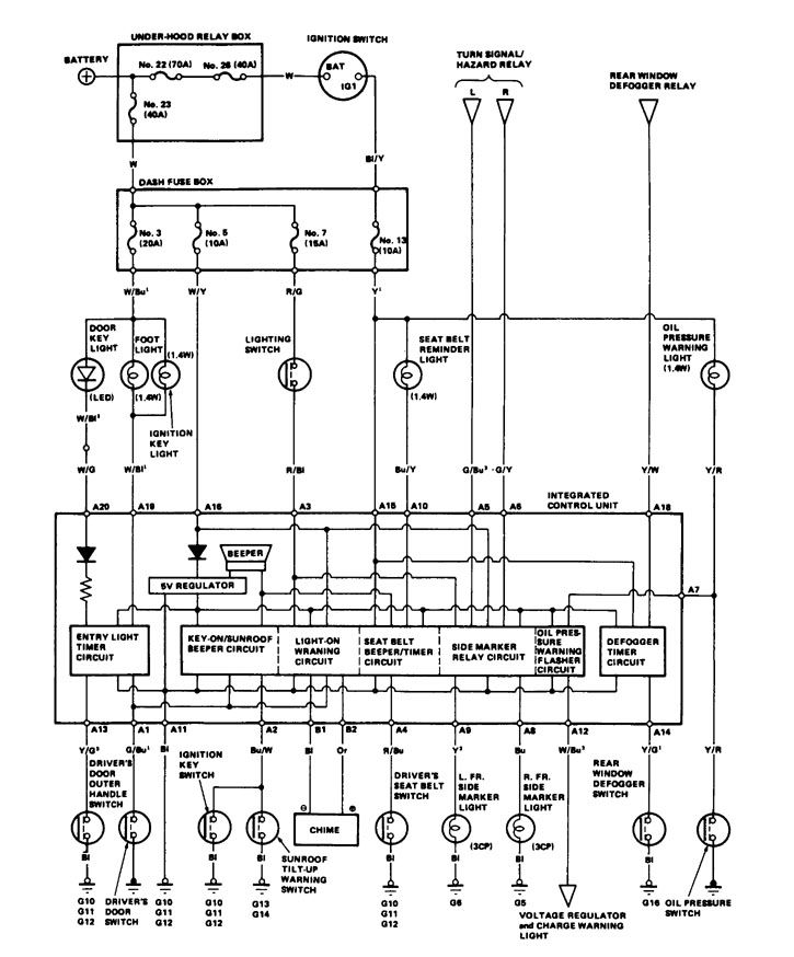 1986 Toyota Camry Stereo Wiring Diagram Toyota Camry