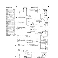 Volvo 240 Wiring Diagram Honda Zoomer X 1993 Diagrams Engine Compartment