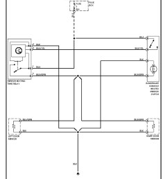 volvo 240 1991 1993 wiring diagrams heated mirrors mercedes benz truck wiring diagram mercedes benz w204 [ 2232 x 2662 Pixel ]