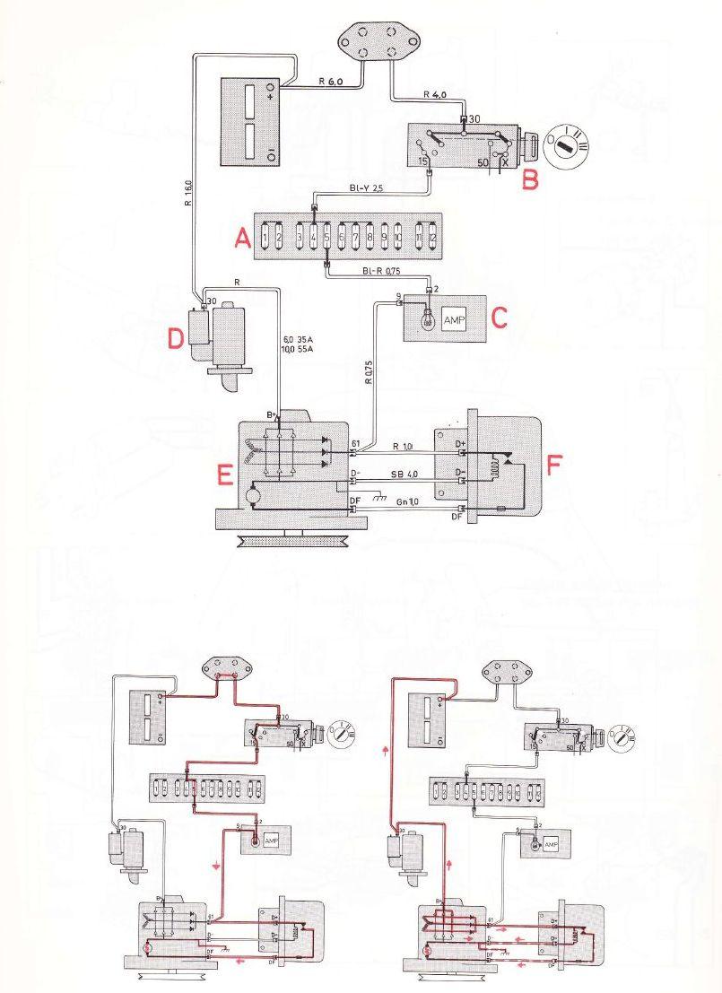 medium resolution of volvo 240 1975 wiring diagrams main wiring harness 1999 volvo truck wiring schematic 99 volvo wiring schematic