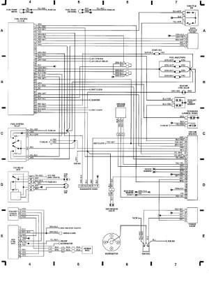 Volvo 240 Wiring Diagrams  wiring diagrams image free  gmaili
