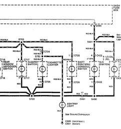 acura integra wiring diagram console lamp  [ 988 x 813 Pixel ]