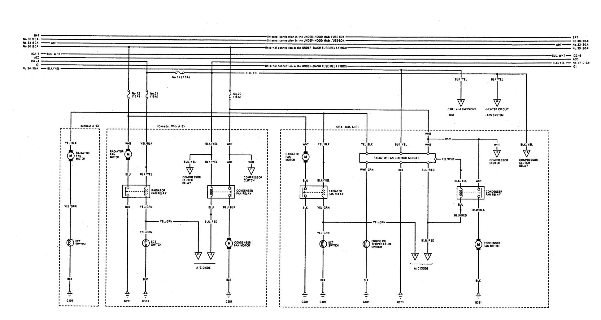 Acura Integra Wiring Diagram : 28 Wiring Diagram Images