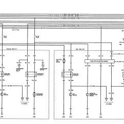 Integra Wiring Diagram Pioneer Deh P3100 Acura 1993 Diagrams Cooling Fans