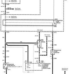 acura integra 1998 2001 wiring diagrams cooling wiring diagram cooling fan 2004 neon wiring diagram cooling [ 1014 x 1320 Pixel ]