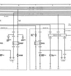 92 integra engine diagram [ 2076 x 1110 Pixel ]