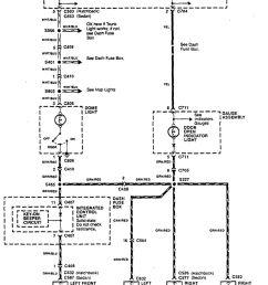 acura integra wiring diagram door lamp [ 925 x 1197 Pixel ]