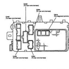 Integra Wiring Harness Diagram 1995 Dodge Ram B Body Database Acura 1994 1997 Diagrams Fuse Block Cat 5 Cable