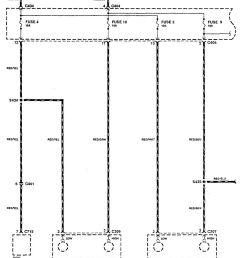 acura integra wiring diagram fuse panel  [ 949 x 1225 Pixel ]