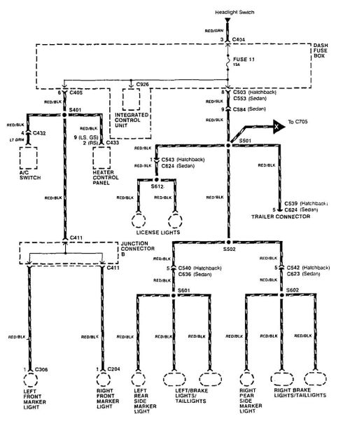 small resolution of 1990 integra fuse diagram trusted wiring diagram 93 civic fuse diagram 96 integra fuse diagram