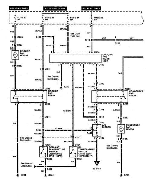 small resolution of acura integra wiring diagram hvac control
