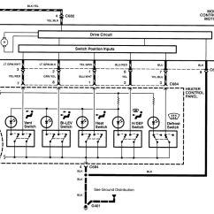 Integra Wiring Harness Diagram Leviton 3 Way Motion Sensor Switch Acura 1998 2001 Diagrams Hvac