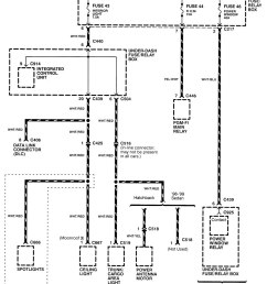 acura integra wiring diagram power distribution part 8  [ 1043 x 1278 Pixel ]