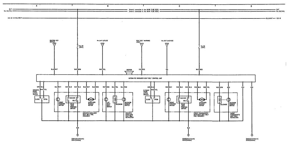 medium resolution of 91 acura legend wiring diagram wiring diagrams lol 1991 legend wiring diagram