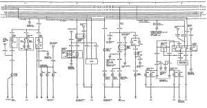 Acura Integra (1991)  wiring diagrams  turn signal lamp