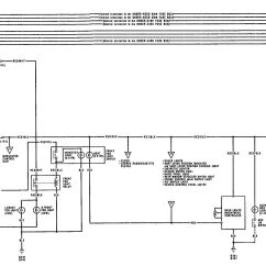 Integra Wiring Diagram 110v Plug Uk Acura 1992 Diagrams Turn Signal Lamp