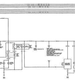 acura integra 1992 wiring diagrams turn signal lamp carknowledge 1992 acura integra radio wiring diagram 1992 [ 2005 x 982 Pixel ]