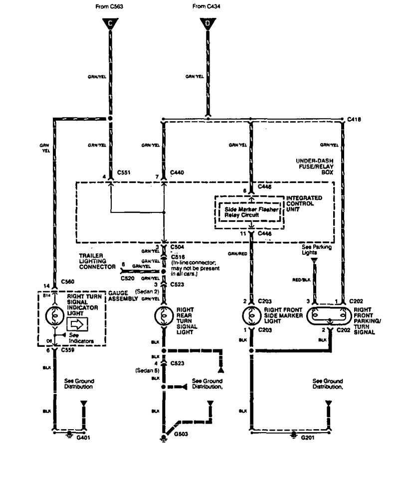 obd2a integra wiring diagram