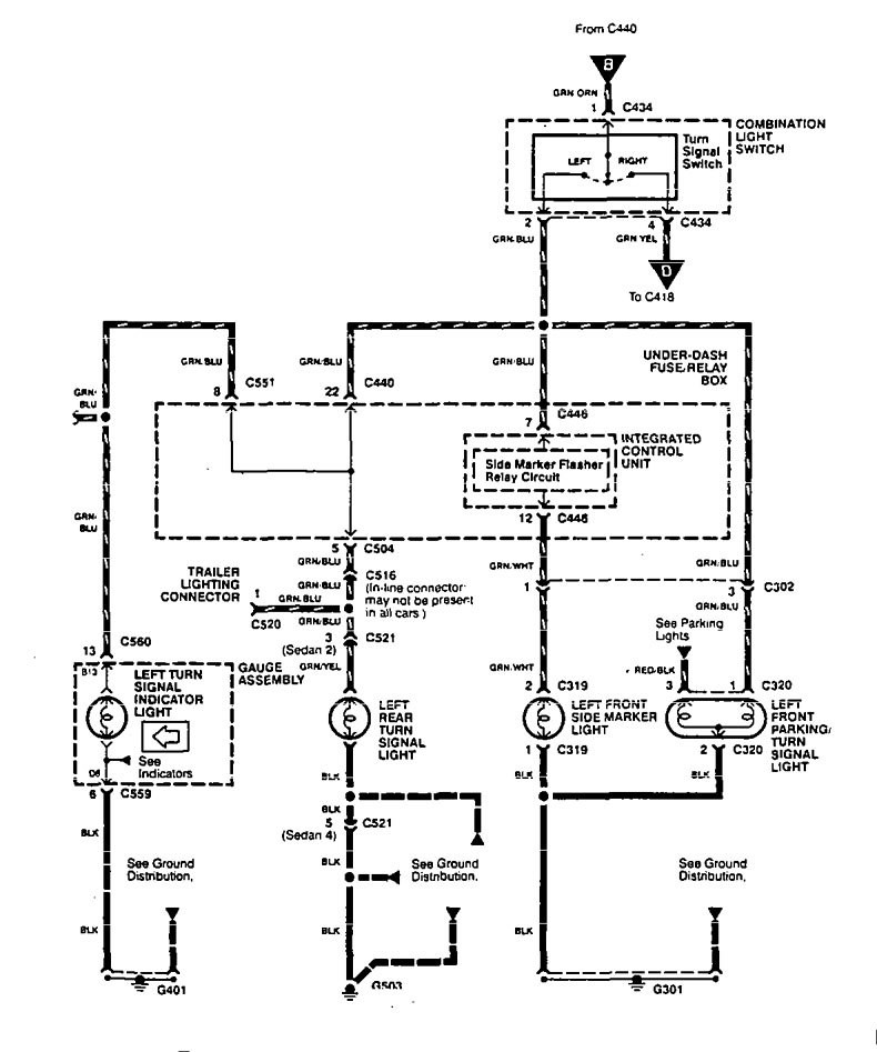 1995 Acura Integra Wiring Diagram : 33 Wiring Diagram