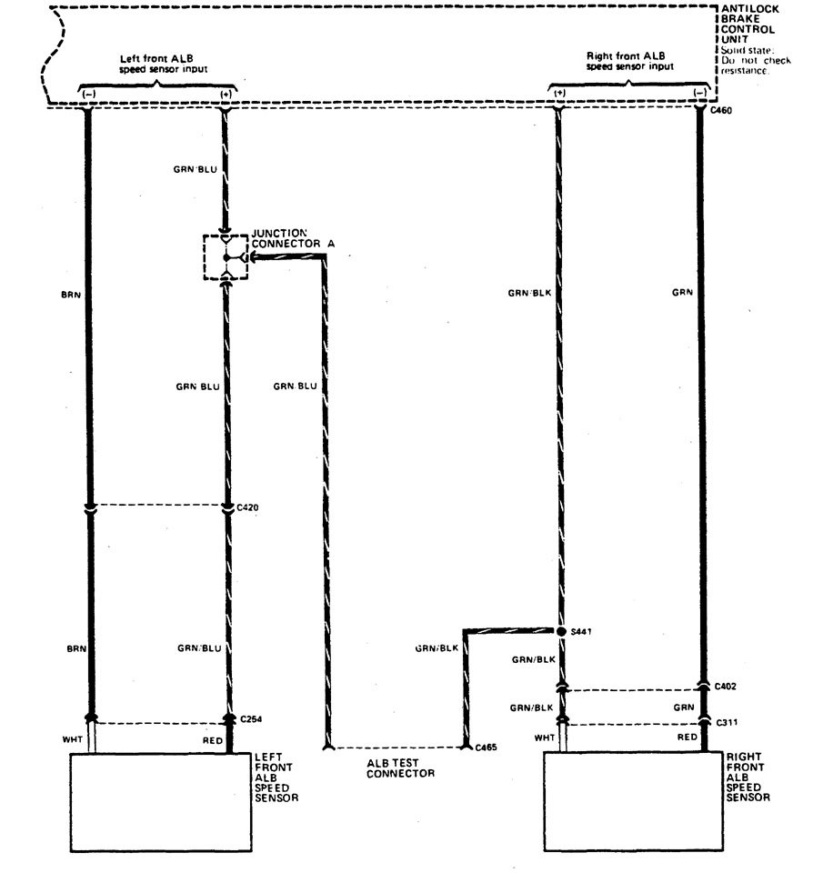hight resolution of astounding 1990 acura legend wiring diagram pictures 2006 acura tl fuse box diagram 1996 acura rl