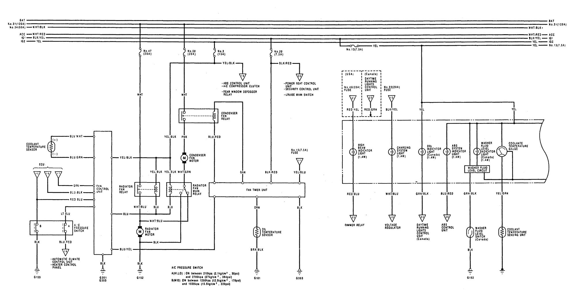 Ae86 Cooling Fan Wiring Diagram | Wiring Diagram on