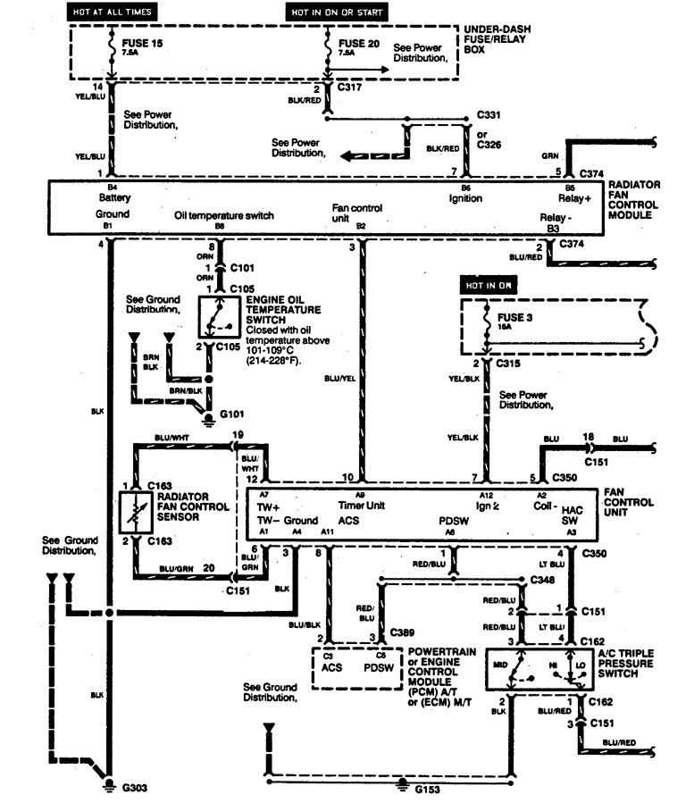 Acura Electrical Wiring Diagrams Trusted Diagram • Wiring
