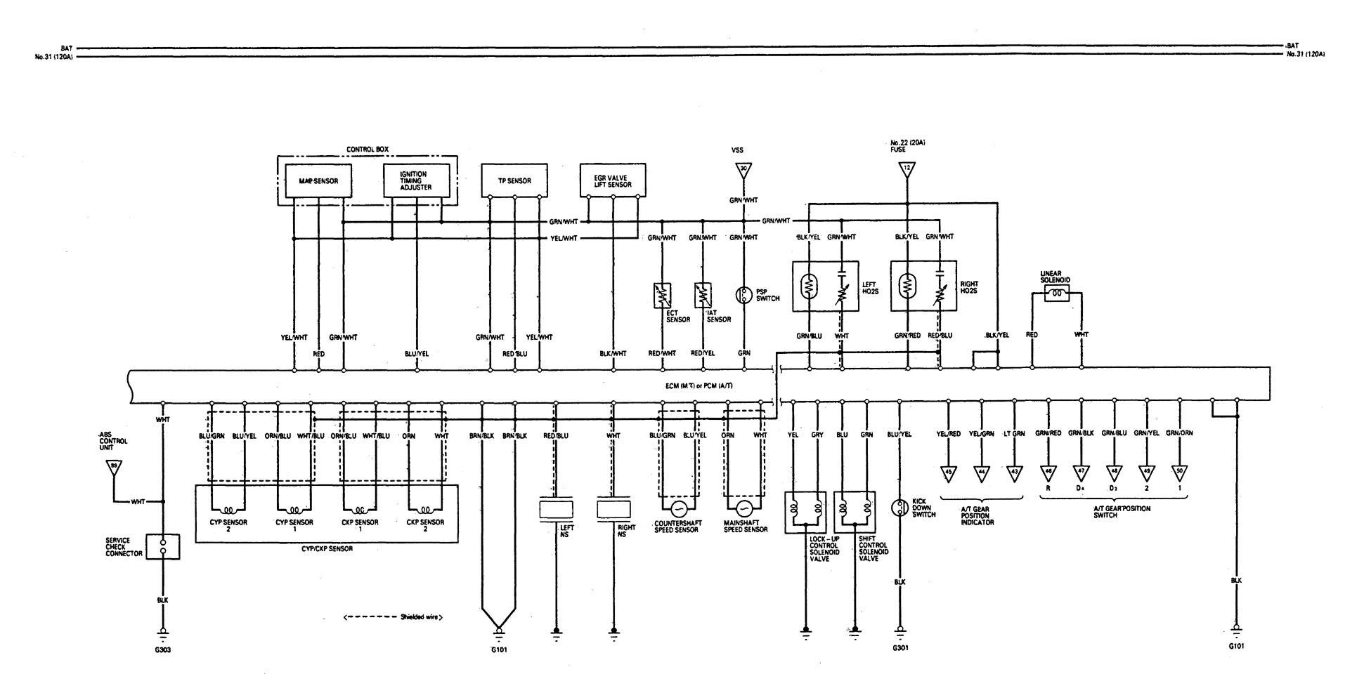 93 Prelude Fuse Box Miata Fuse Box Wiring Diagram