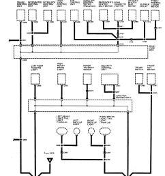acura legend wiring diagram ground distribution part 10  [ 960 x 1172 Pixel ]