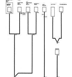 acura legend u2013 wiring diagram u2013 ground distribution part  [ 928 x 1129 Pixel ]