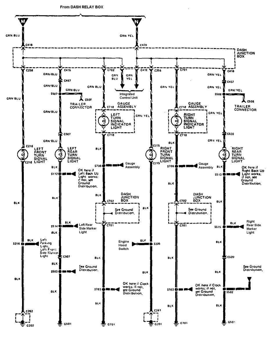 Honda Legend Wiring Diagram Auto Electrical Fuse Box For 2002 C240 Related With