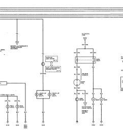 acura legend wiring diagram horn [ 2048 x 1000 Pixel ]