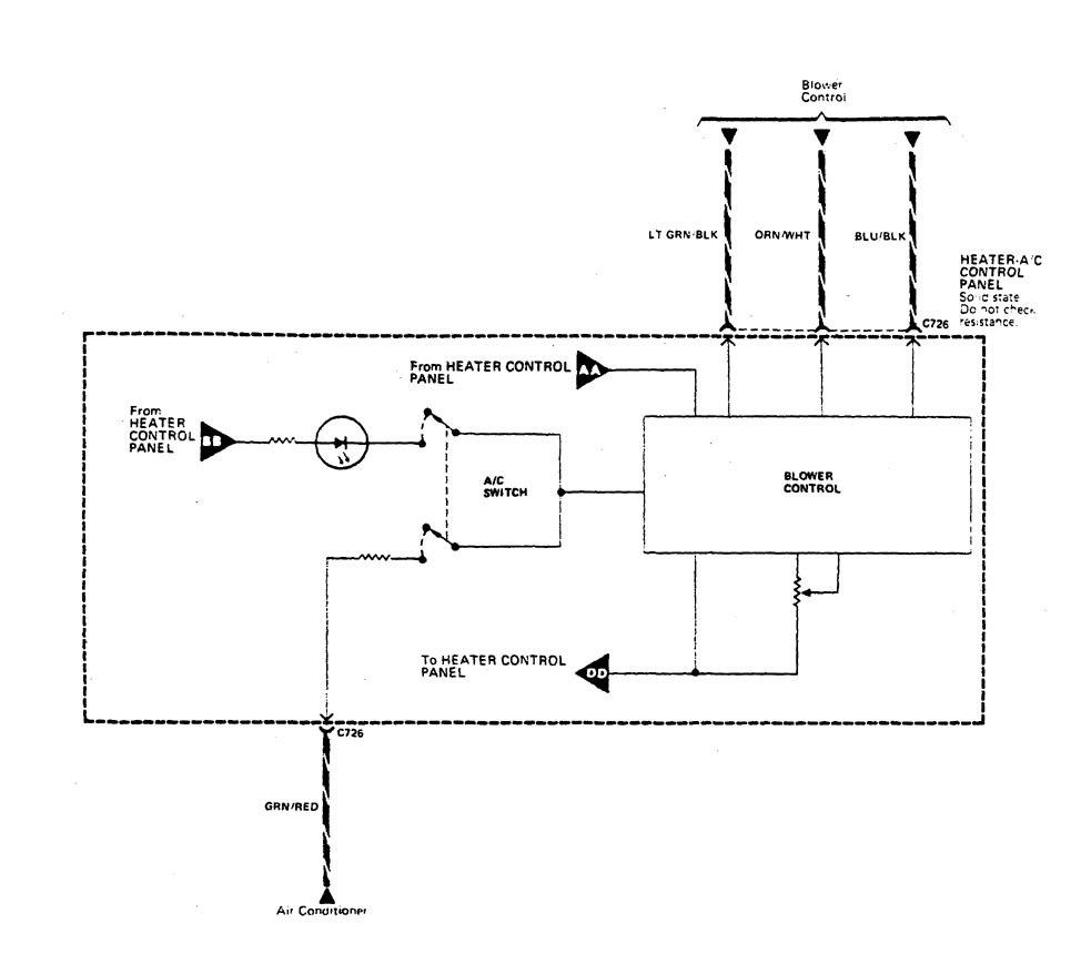 medium resolution of acura legend wiring diagram hvac controls