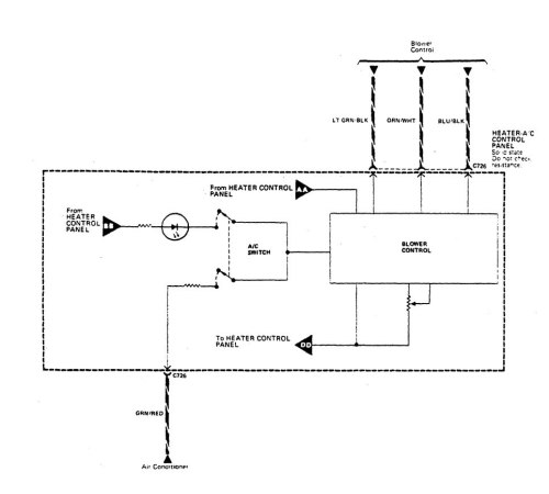 small resolution of acura legend wiring diagram hvac controls