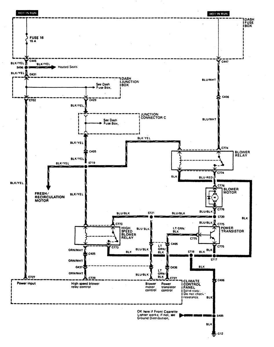 1990 Acura Integra Transmission Sensor Wiring Diagram