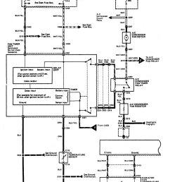 acura legend wiring diagram hvac controls part 1  [ 946 x 1229 Pixel ]