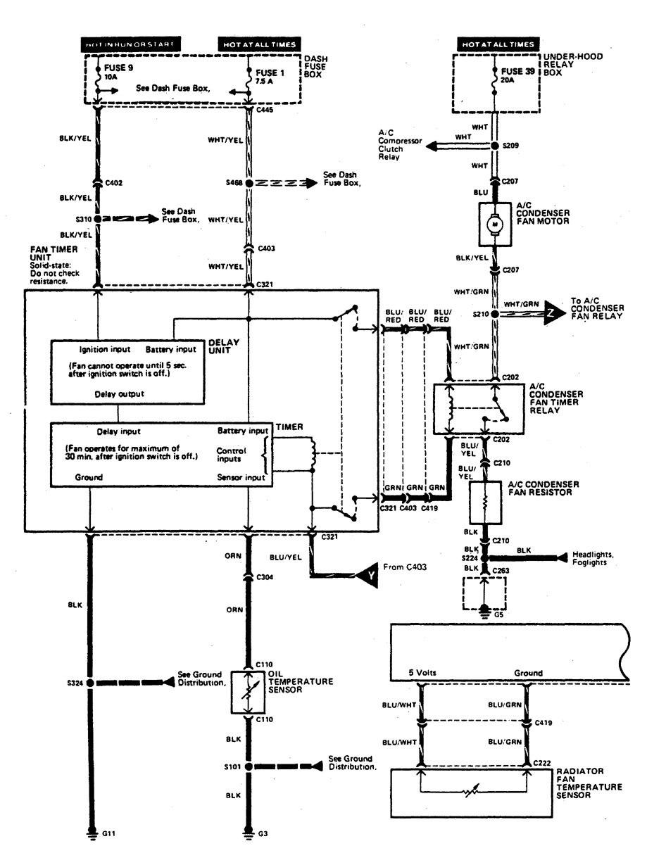medium resolution of acura legend wiring diagram hvac controls part 1