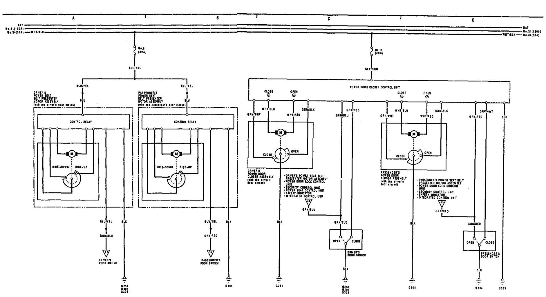 Scintillating 93 Acura Vigor Wiring Diagram Contemporary
