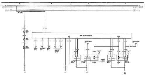 small resolution of acura legend u2013 wiring diagram u2013 power locks