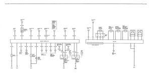 Acura Legend (1992)  wiring system  securityantitheft