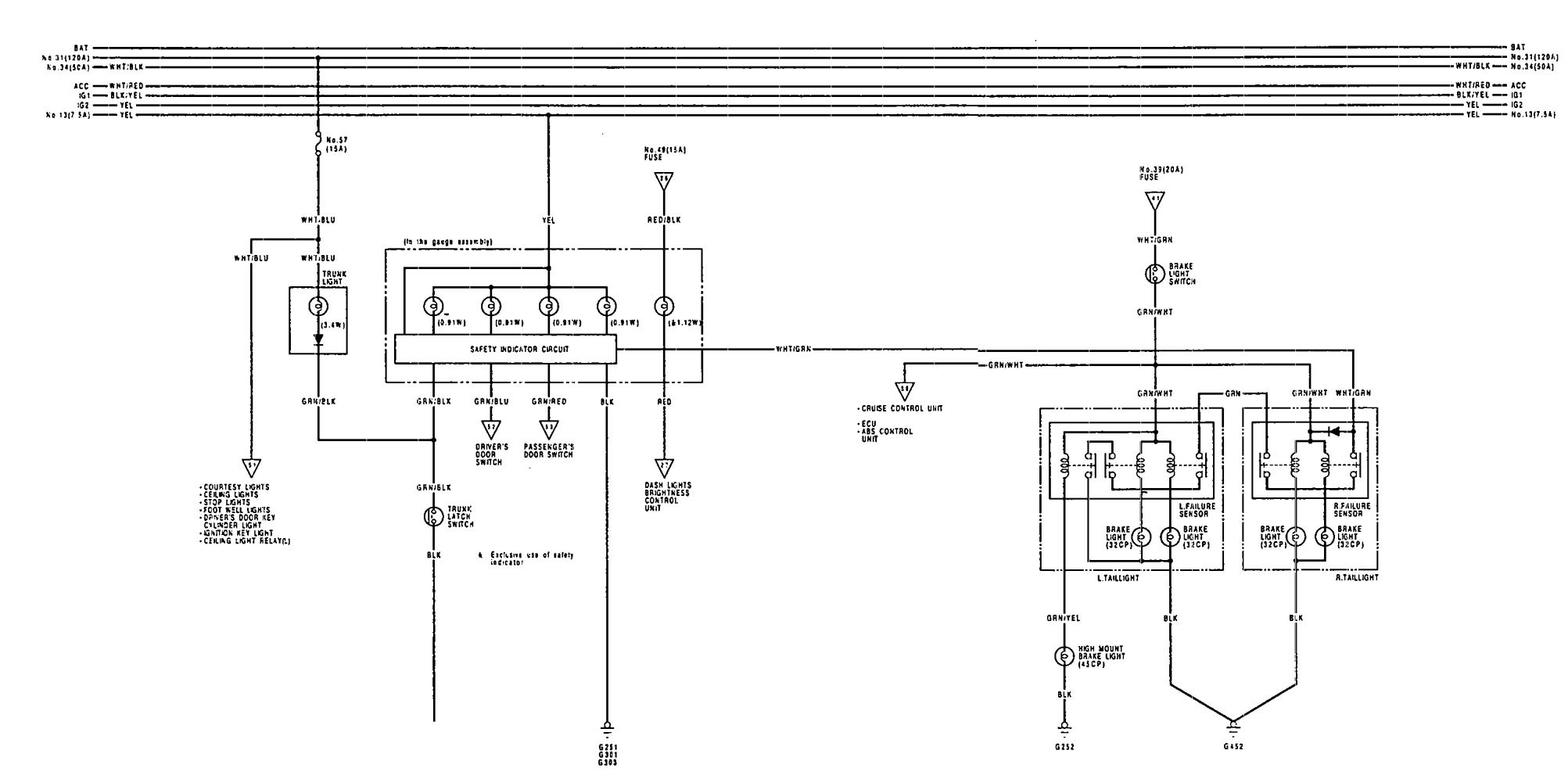 1994 acura legend radio wiring diagram mk4 jetta imageresizertool com