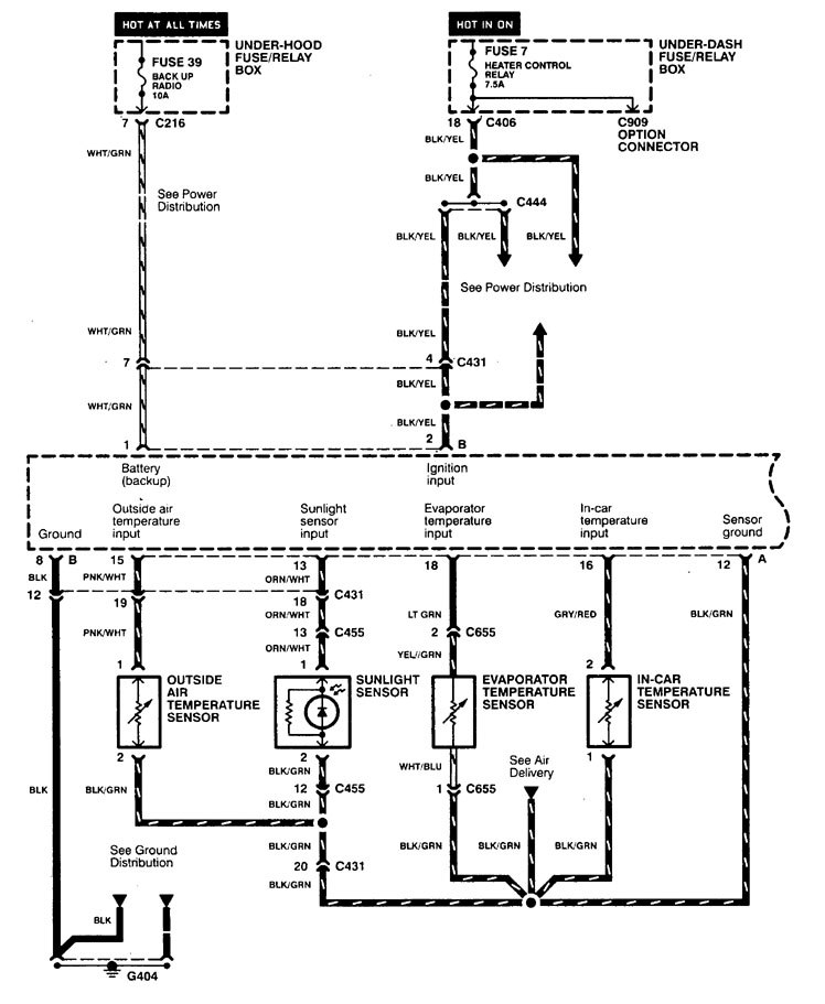 wiring diagrams hvac controls system